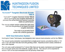Huntingdon Fusion page in Steveweld Online Catalogue